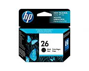 HP 26 Large Black Original Ink Cartridge